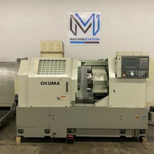 Okuma Cadet LNC10 L1420 CNC Turning Center