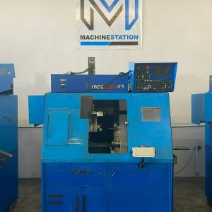 Omniturn GT-75II CNC Turning Gang Tool Lathe