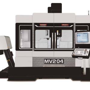 Quaser MV204C Vertical Machining Center