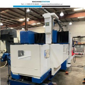 AWEA VP-2012 CNC VERTICAL BRIDGE MILL FOR SALE IN CALIFORNIA