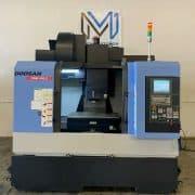 DOOSAN DNM-400II VERTICAL MACHINING CENTER FOR SALE IN CALIFORNIA (1)