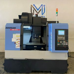 DOOSAN DNM-400II VERTICAL MACHINING CENTER FOR SALE IN CALIFORNIA (1)