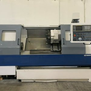 DAEWOO PUMA 250LMB CNC TURN MILL CENTER MachineStation california