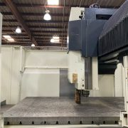 MIGHTY VIPER PRO-3210 CNC VERTICAL BRIDGE MILL FOR SALE IN CALFORNIA (4)