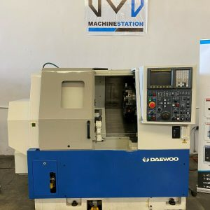 DAEWOO LYNX 200 CNC TURNING CENTER LATHE FOR SALE IN CALIFORNIA (1)