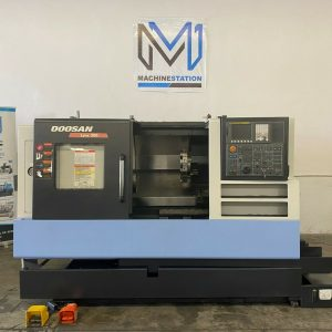 DOOSAN LYNX 300 CNC TURNING CENTER LATHE