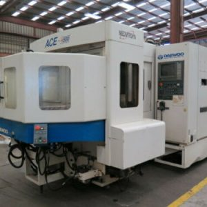 Daewoo ACE-H500 Horizontal Machining Center For Sale in California (1)