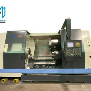 Doosan Daewoo Puma 700L CNC Turning Center For Sale in California (1)