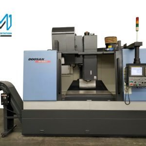 Doosan MV 4020LS Vertical Machining Center For Sale in California (1)