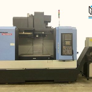 Doosan Vertical Machining Center