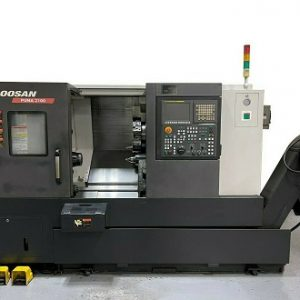 Doosan Puma 2100 CNC Turning Center For Sale in California(1)