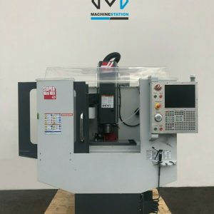 HAAS SUPER MINI MILL CNC VERTICAL MACHINING CENTER