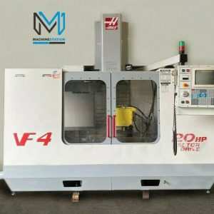 HAAS VF-4 Vertical Machining Centre