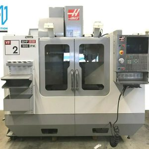Haas VF-2D Vertical Machining Center For Sale