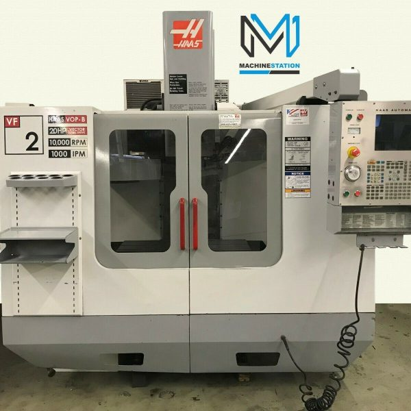 Haas VF-2D Vertical Machining Center For Sale in California