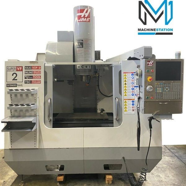 Haas VF-2SSYT Vertical Machining Center For Sale in California (1)