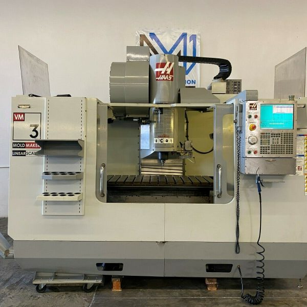 Haas VM-3 Vertical Machining Center for sale in California(1)