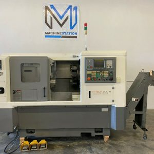 Hwacheon High Tech 200 CNC Turning Center For Sale in California (1)