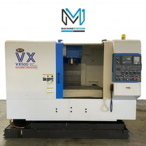 Hyundai Kia VX-500 Vertical Machining Center For Sale in California (1)
