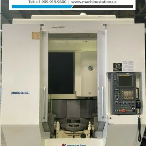 Kitamura Mytrunnion 5 Axis Vertical Machining Center For Sale in California (1)