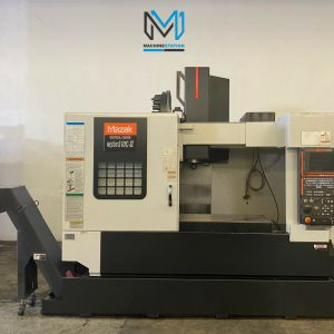 MAZAK NEXUS VCN 510C-II VERTICAL MACHINING CENTER