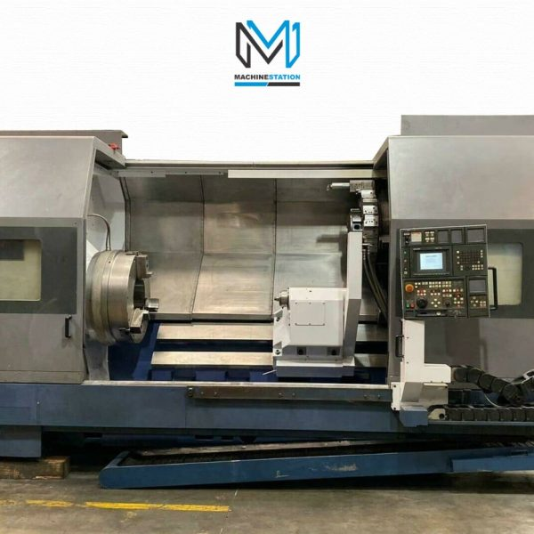 MORI SEIKI SL-600CMC 2000 CNC TURN MILL(1)