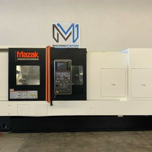Mazak QT Nexus 350-II CNC Multi Axis Turning Center For Sale in California(1)