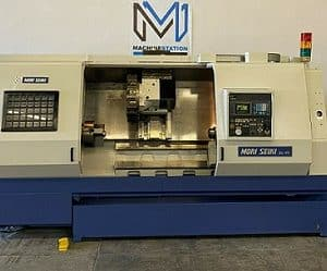 Mori Seiki SL-45 CNC Turning Center For Sale in California