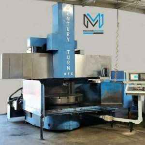 "NEW CENTURY TURN VTC-56"" CNC Vertical Turning Centre VTL"
