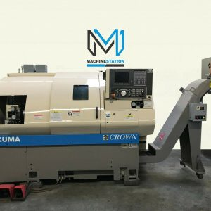 Okuma Crown 762S CNC Turning Center For Sale in California (1)