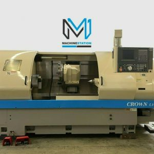Okuma Crown 769S L1420 1250 CNC Turning Center For Sale in California (1)