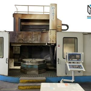 Olympia V60-2 60 CNC Vertical Turning Boring Live Tool Lathe VTL C Axis Machine For Sale in California(1)