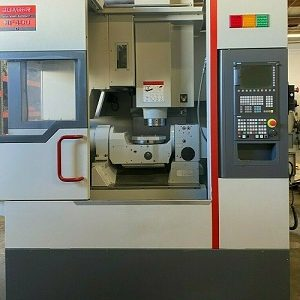 Quaser MF-400C 5 Axis CNC Vertical Machining Center For Sale in California (1)