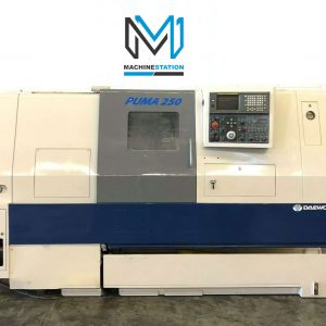 Used Daewoo Puma CNC Turning Center
