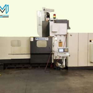 Vanguard GBM 1225 CNC Vertical Bridge Milling