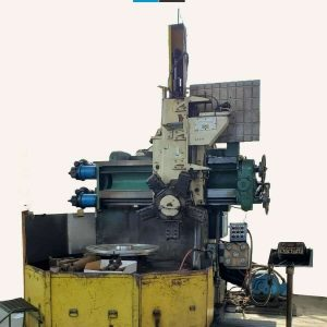 "WEBSTER & BENNETT 60"" Vertical Borer VTL Lathe"