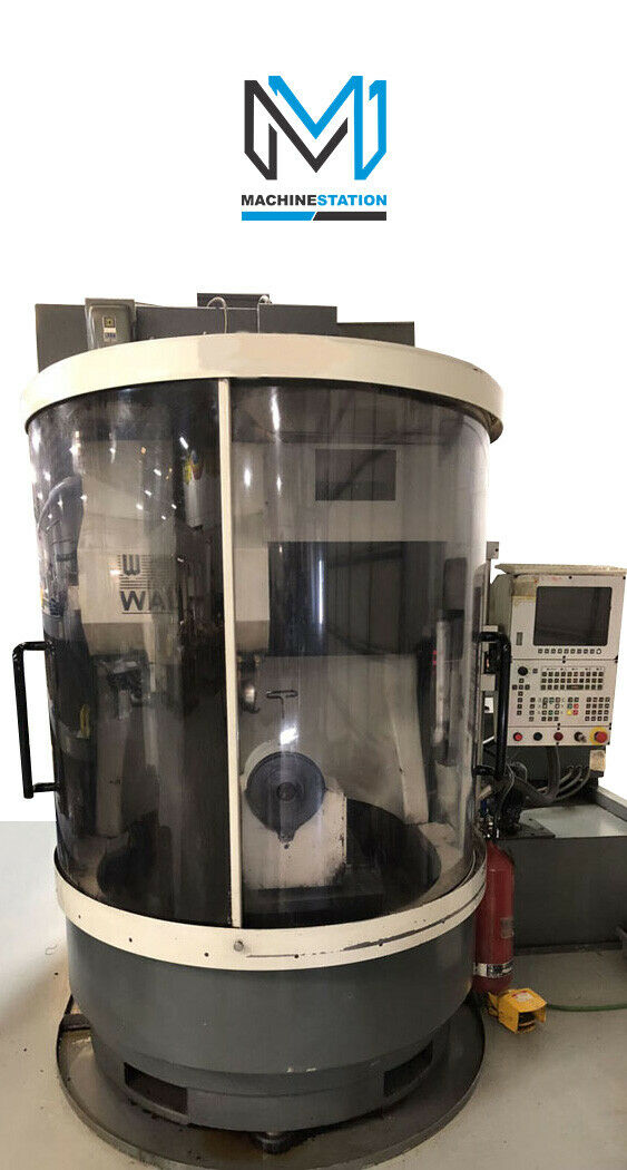 Walter Helitronic Power HMC-400 5 Axis CNC Tool Cutter Grinder For Sale in California(1)