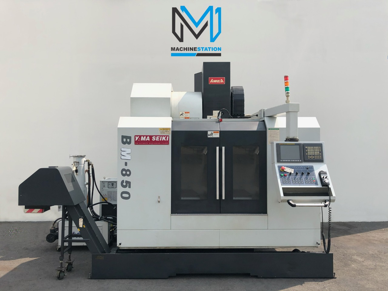 YAMA SEIKI BM-850 VERTICAL MACHINING CENTER(0)